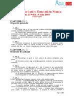 Legea 310 Din 2006 Actualizata 2015 (Cu Amenzi)