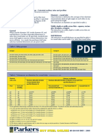 BS en 755-7 1995 Tables