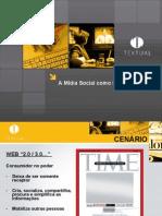 Pesquisa Textual 2008 blogs