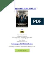 Telecharger INSAISISSABLES 2