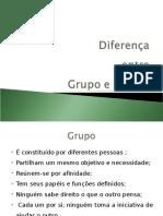 Diferença grupo e equipe.ppt