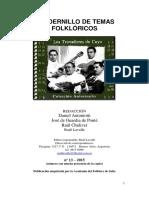 Folklore 13