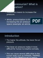 Aircraft Pressurization System