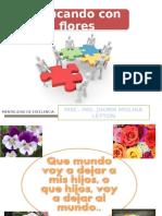 Educando Con Flores