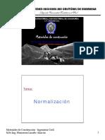 Tema 02- Normalizacion