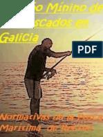 Pesca Galicia. Tamaño Mínimo de Los Pescados en Galicia _normativa