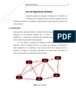 ruteo algoritmos
