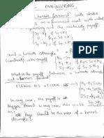 Financial Engineering (2)