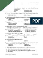 Question Csc134 Test1 Jan2015