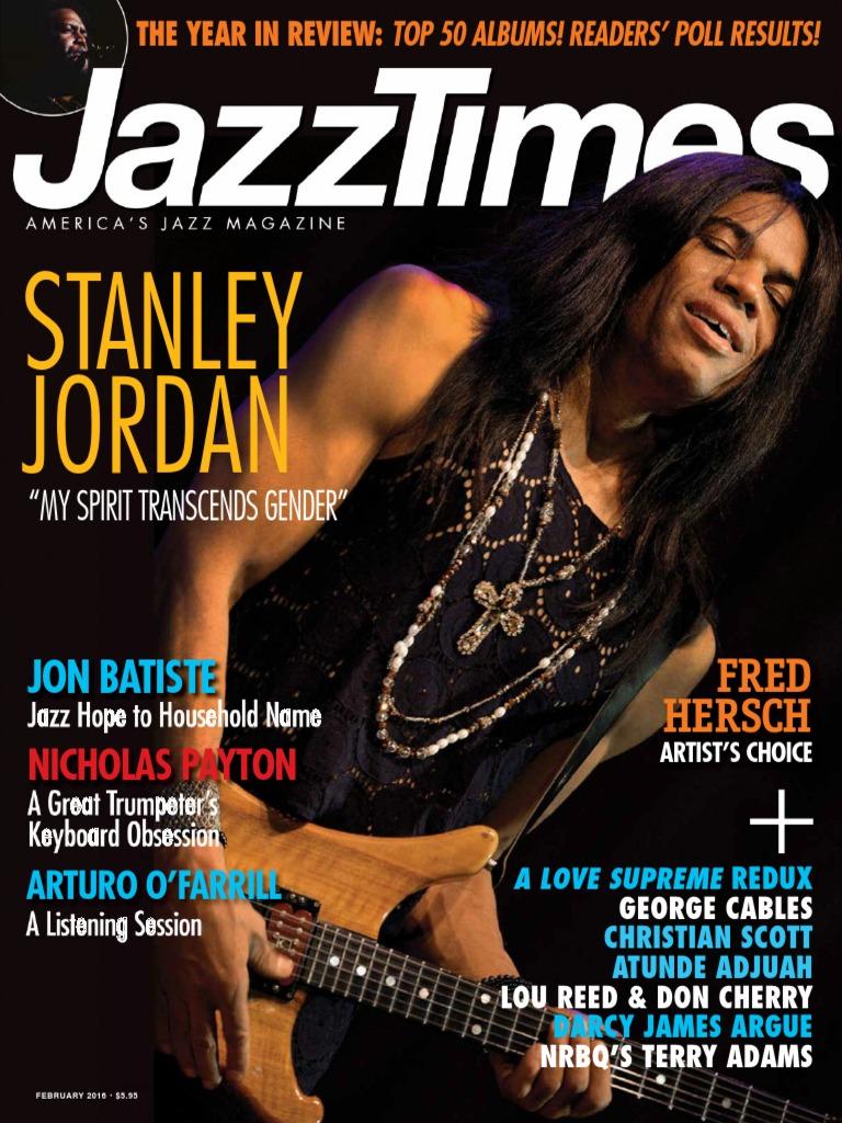 JazzTimes 2016 Vol.46 No1 January-February  9d0b6cd7c