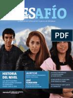 ArtJauretche Revista Desafio No2014