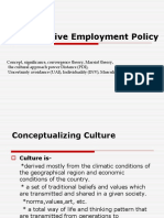 Unit III- Comparative Employment Policy
