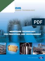 Membran Technology GmbH - Company Brochure E