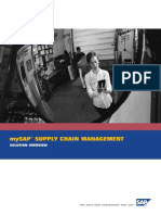 4 Minicases-SAP-mySAP Supply Chain Management