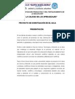 Pia Proyecto 2015 2años