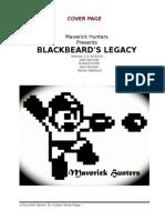MaverickHunters_Blackbeard's Legacy_GDD_0814