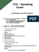Engleza  examen cambridge