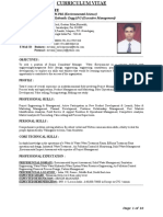 Suvranil Resume 4ALSTM