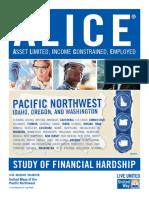 United Way Pacific Northwest Alice Report 2016