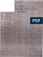 BGA Journal No1 March 1930