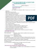 Procédures & Traitements de Le La Paie & Des Charges Sociales