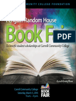 Penguin Random House Book Fair Program Guide