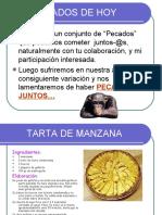 PECADOS DE HOY