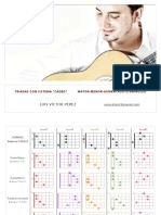 Guitarra - Triadas Sistema CAGED PDF