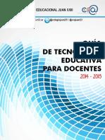 Guia de Tecnologia Educativa Para Docentes 1