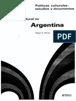 Harvey P Cultural Argentina