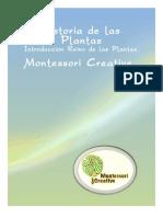 Historia de Las Plantas