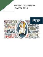 Jueves Santo Canciones 2016