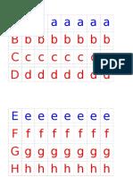 Alfabeto movil a medias
