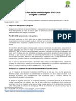 Propuestas al Plan de Desarrollo Envigado2016-2019