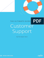 Guide to Customer Support PDF