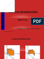 CAMPO DE DEFORMACIONES