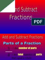 add   subtract unlike denominators