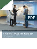 SiemensPowerAcademyTD Catalog en 2016