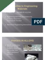 Intermediate Phases