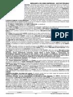 CP.048 Mercantil en Linea Empresas - Sector Privado