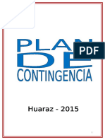 Plan de Contingencia 2015 Ok