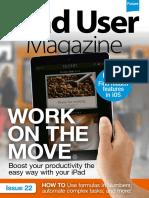 iPad User Magazine Issue 22 - 2015  UK.pdf