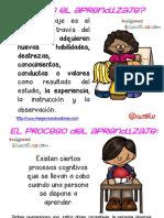 Estilos de Aprendizaje en Pocas Palabras PDF