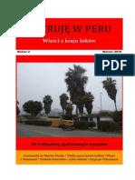 Operuję w Peru - marzec 2010
