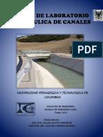 Guias de Laboratorio Hidráulica de Canales