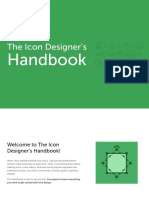 The Icon DeThe Icon Designer's Handbooksigner's Handbook
