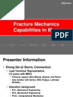 SimA Fracture Mechanics