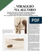 [eBook - Fotografia - ITA - PDF] Dal Viraggio Sepia All'Oro