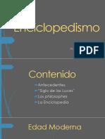 Unidad 2 Enciclopedismo - Diana Martínez