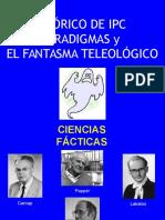 Teorico Paradigmas Fantasma